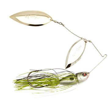 Immagine di River2Sea Crystal Spin Double Skirt spinnerbait