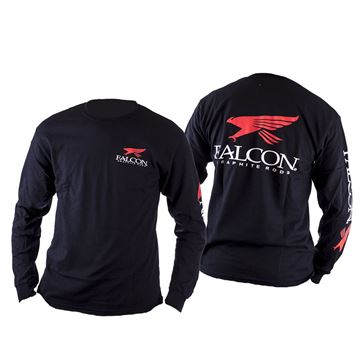 "Immagine di Falcon ""Quick Dry"" Long Sleeve T"